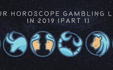Blog Featured Image (Your Horoscope Gambling Luck in 2019 (Part 2) Blog Featured Image