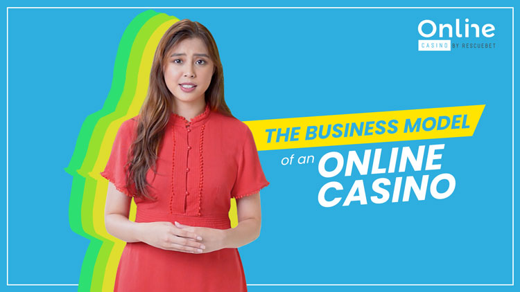 The Business Model Of An Online Casino Blog Featured Image