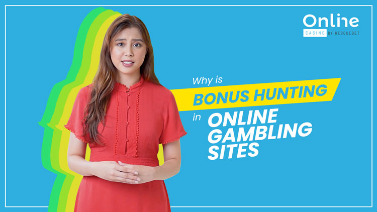 What is Bonus Hunting in Online Gambling Sites Blog Featured Image