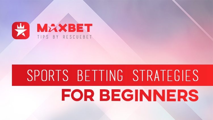 Sports Betting Strategies For Beginners Blog Featured Image