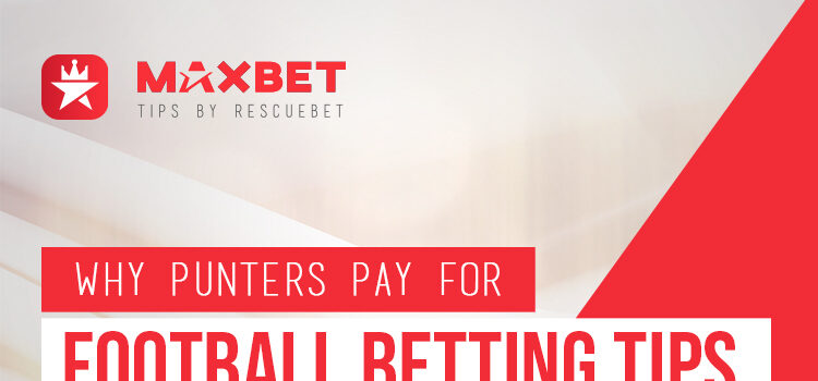 Why Punters Pay For Football Betting Tips Blog Featured Image