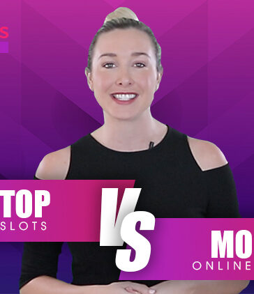 Desktop Online Slots vs Mobile Online Slots Blog Featured Image