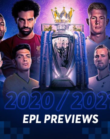 2020 / 2021 EPL Previews
