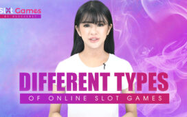 Different Types of Online Slot Games Blog Featured Image