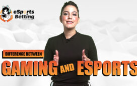 Difference Between Gaming and eSports Blog Featured Image