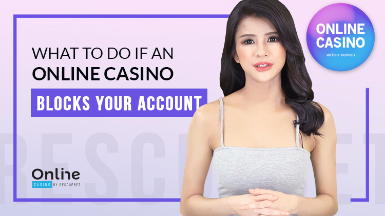 What to Do If an Online Casino Blocks Your Account Blog Featured Image