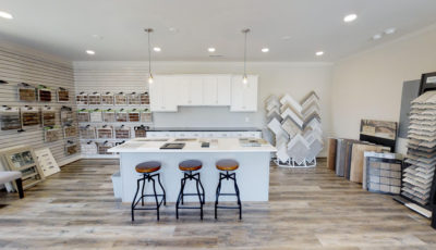 BROCHURE:  KITCHEN AND DESIGN CENTERS