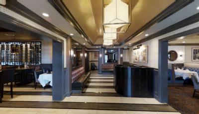Restaurants and Pubs 3D Model
