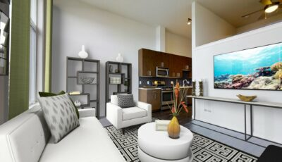 Virtual Staging 3D Model