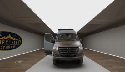 2021 STORYTELLER OVERLAND STEALTH MODE 4×4 DRIVE CONFIG 3D Model