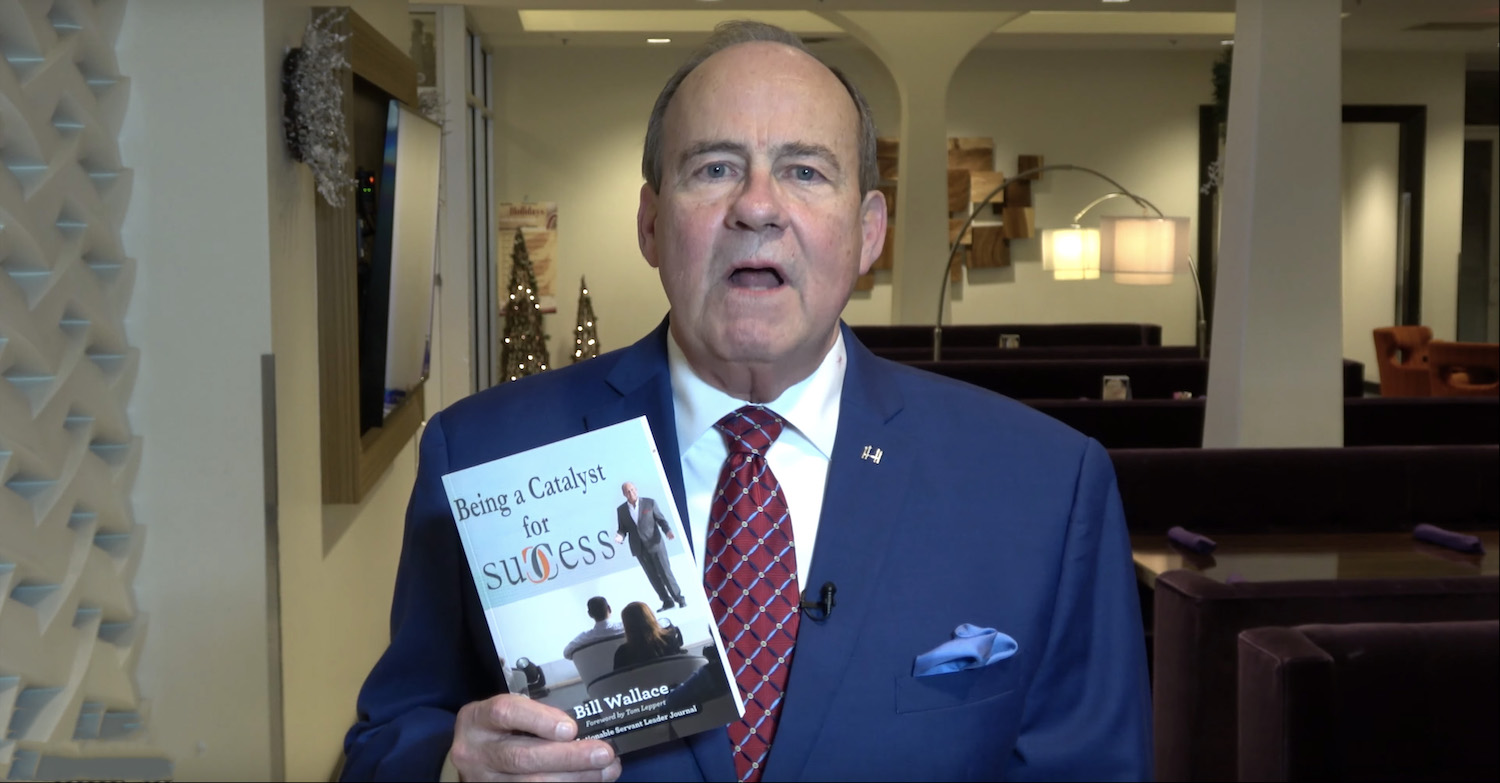 Bill Wallace Introduces New Book