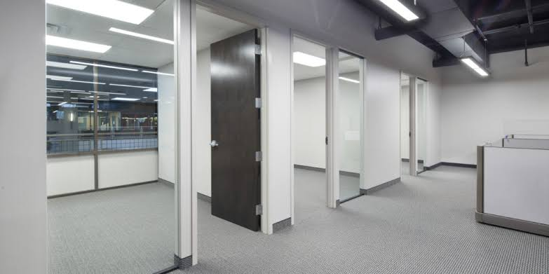 Commercial office space in Houston Texas