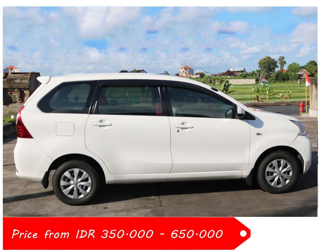 1. Toyota Avanza