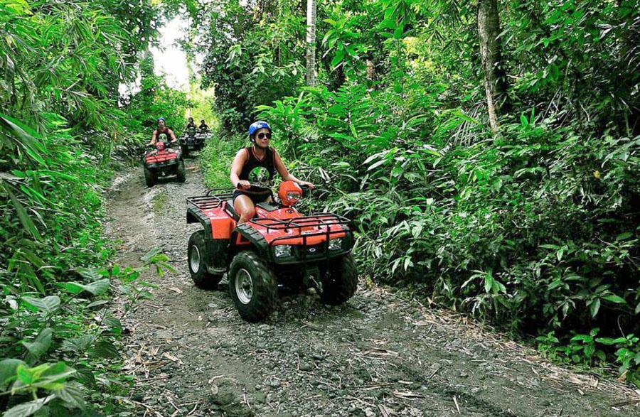Bali ATV Ride Tour Bali Safest Driver
