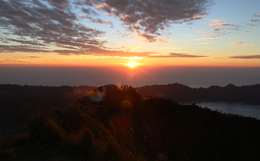 Bali Safest Driver Sunrise Trekkup at Mount Batur