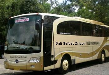 Bali A1 Driver Bus 29 Seat