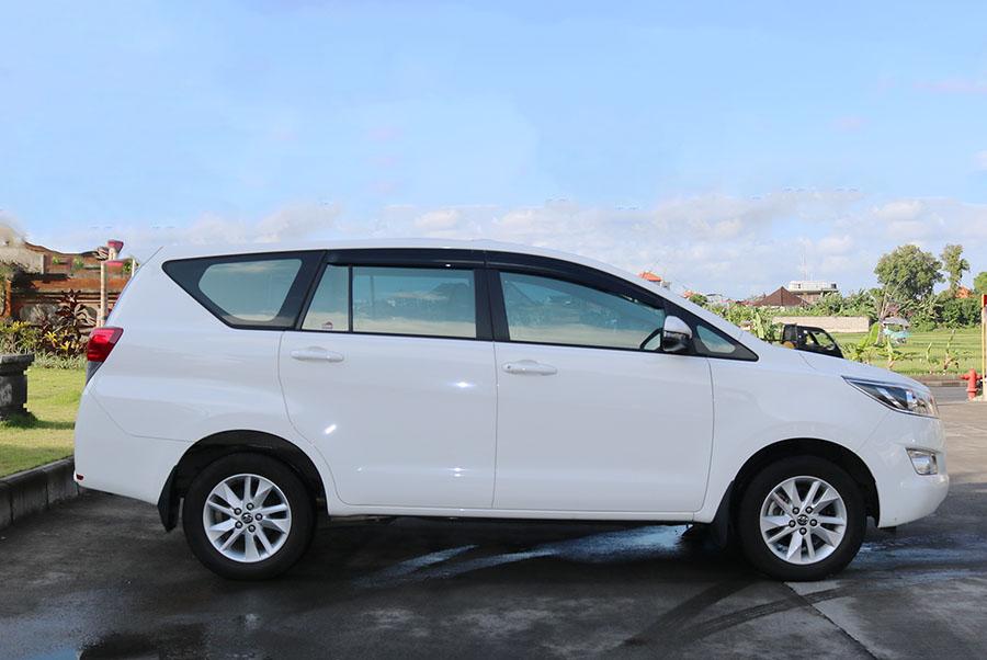 Bali Safest Driver Toyota Innova