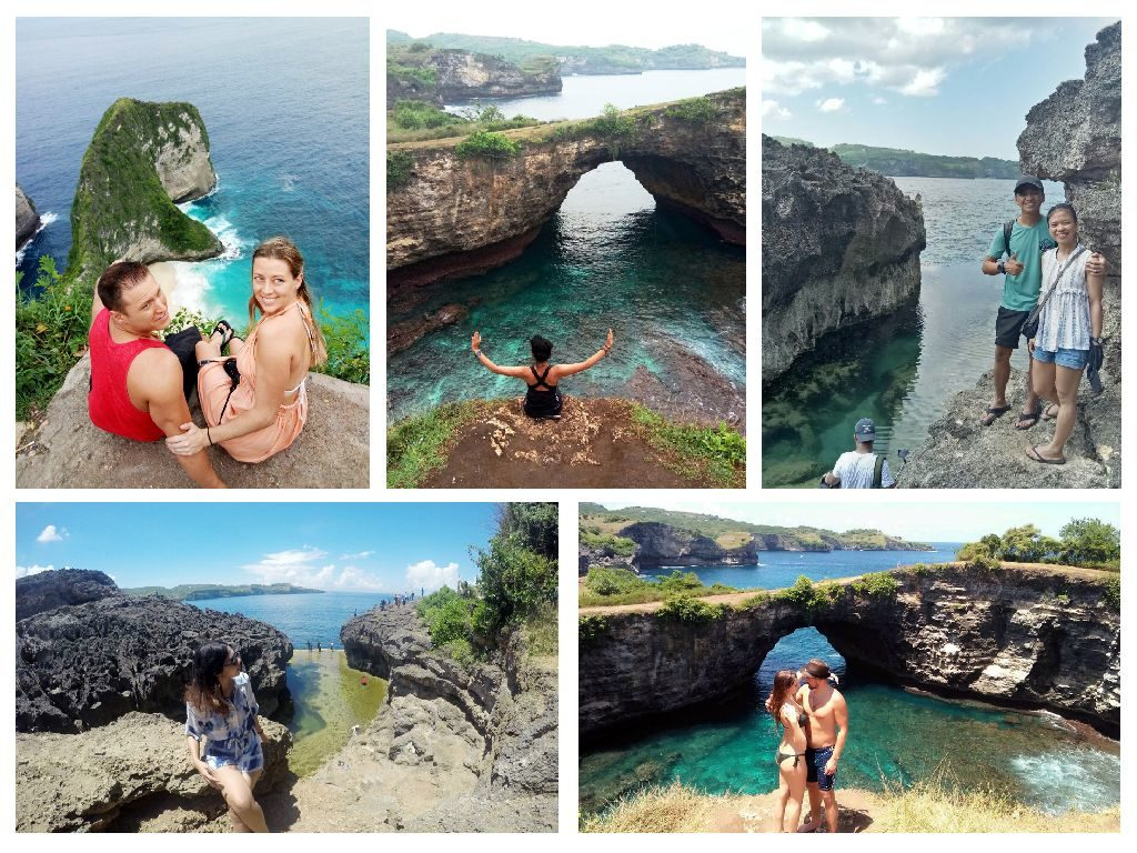 Nusa Penida Sightseeing Tour