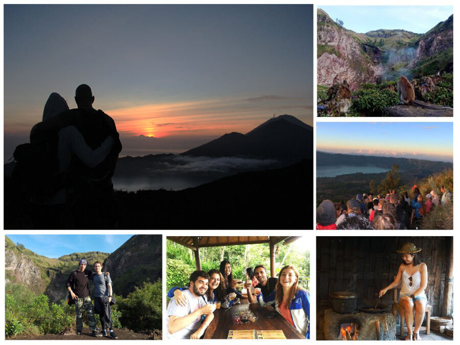 Mount Batur Sunrise Trek Up