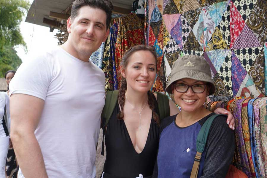 Ubud Traditional Market Bali Safest Driver Ubud Tour Combination 1 - Bali Driver Tour Sightseeing