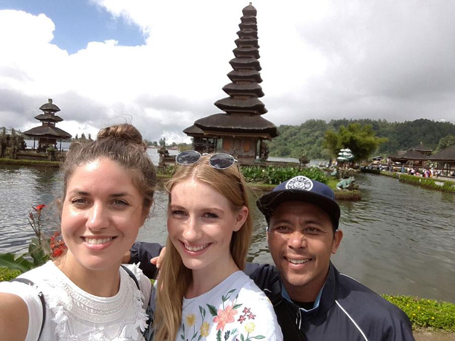 Ulun Danu Beratan Temple - Bali Safest Driver