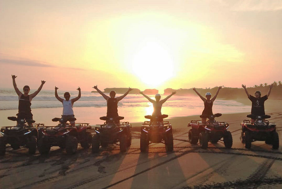 Bali Safest Driver ATV Ride Tour