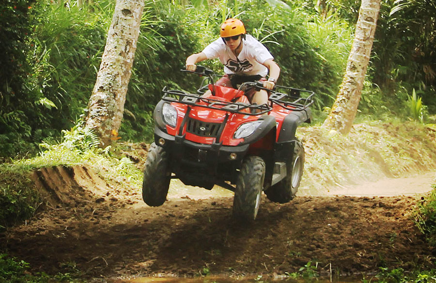 Bali ATV Ride Tour