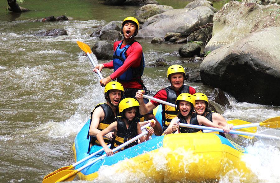 Bali Private Tours Ayung Rafting
