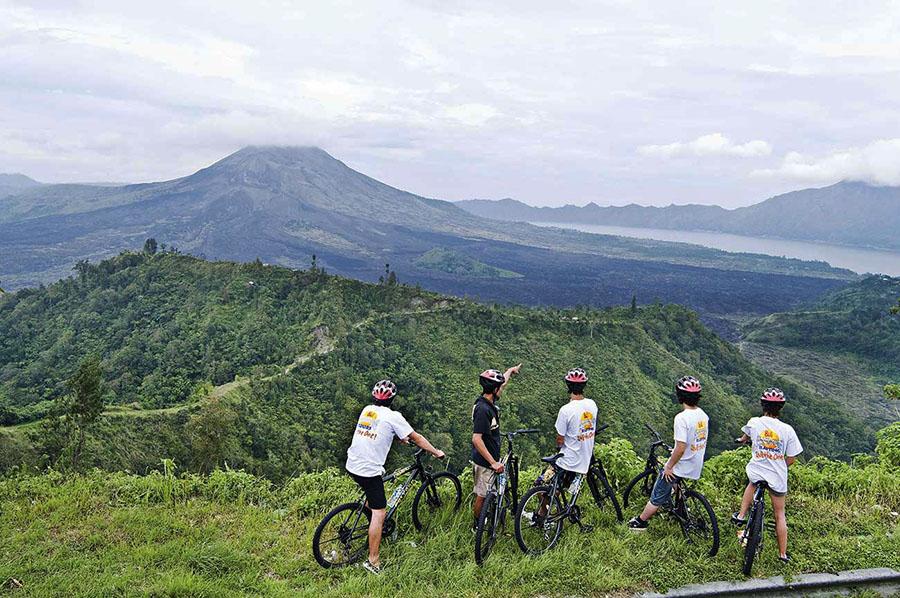 Bali Cycling Tour Package