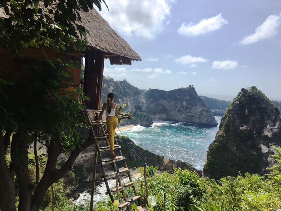 Tree House Molenteng Nusa Penida Tour 1 Sightseeing Bali Safest Driver