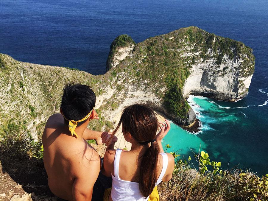 Kelingking Beach Nusa Penida Tour 1 Sightseeing Bali Safest Driver