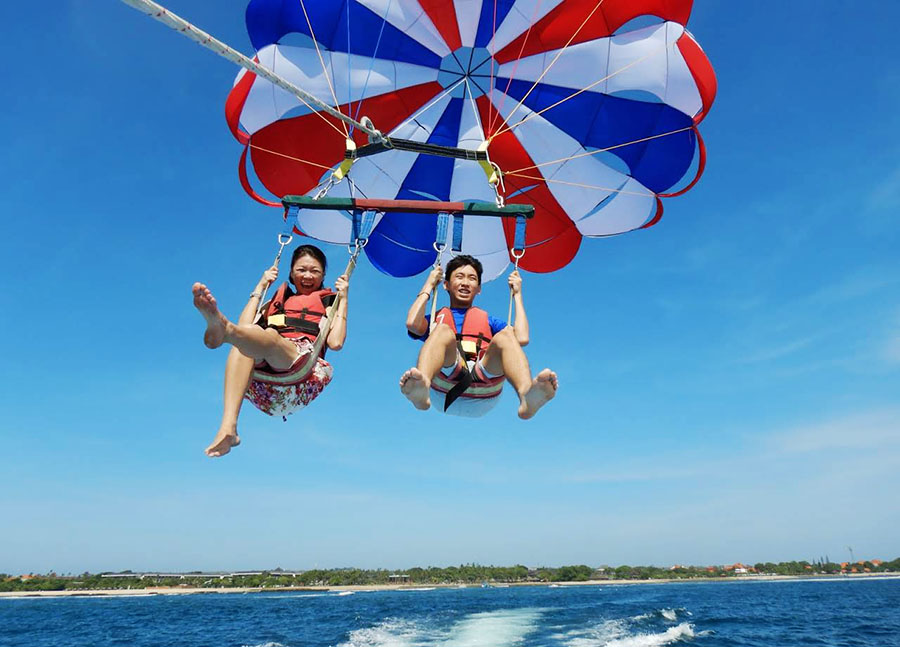 Water Sport Tour Package