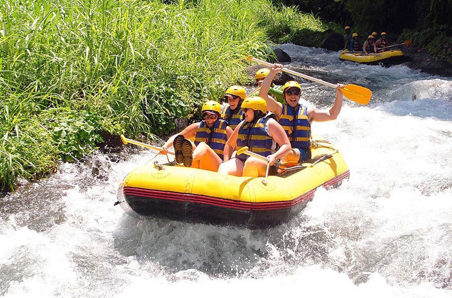 Telaga Waja Rafting