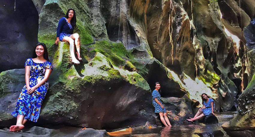 Bali A1 Driver Blog Beji Guwang Hidden Canyon