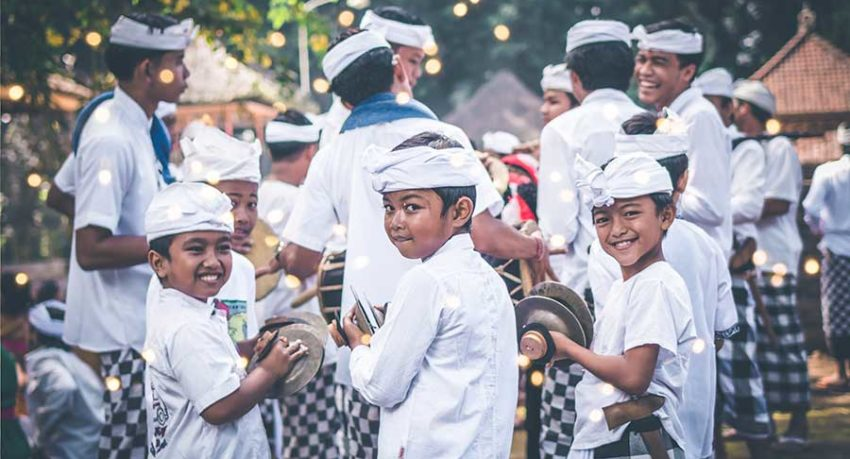 Bali A1 Driver Blog News Name of Balinese People