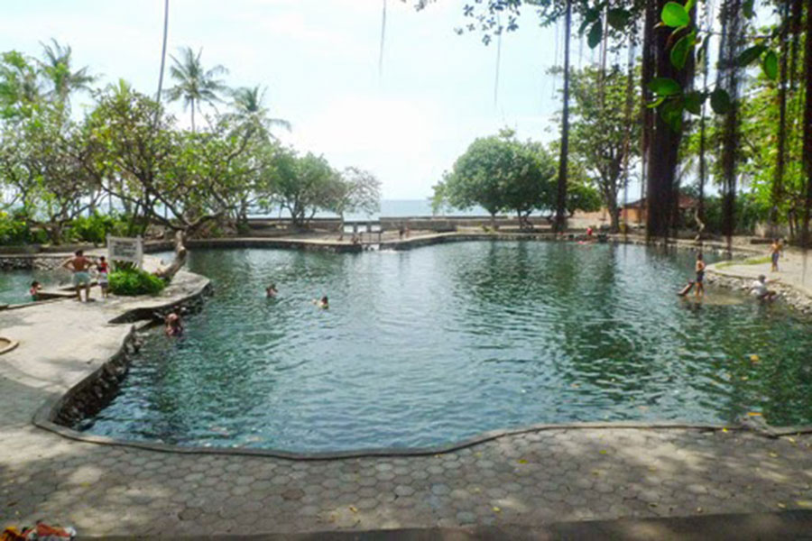 Hot Springs for Your Bali Sightseeing Tour