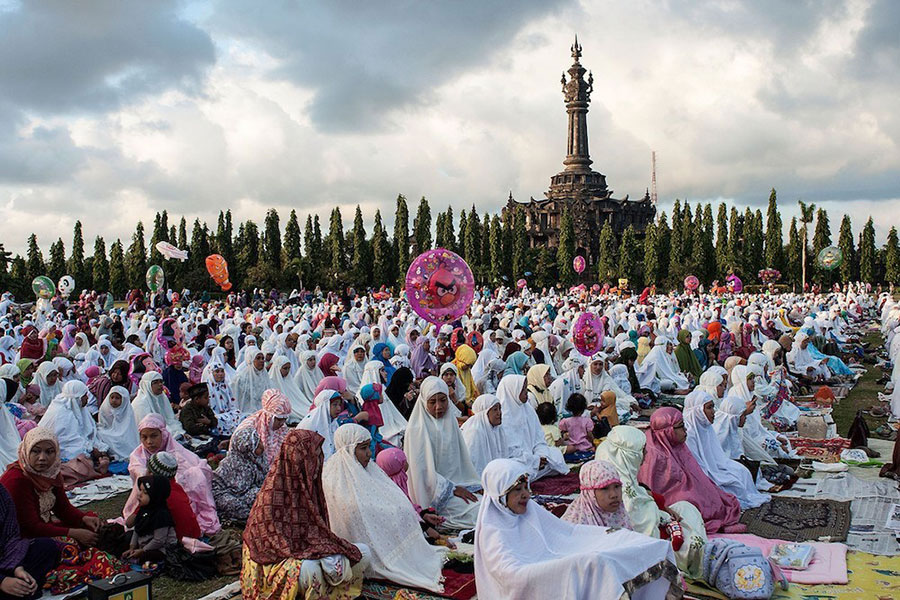 Ever Wonder to See the Blend of Muslim and Balinese for a Bali Private Tour?
