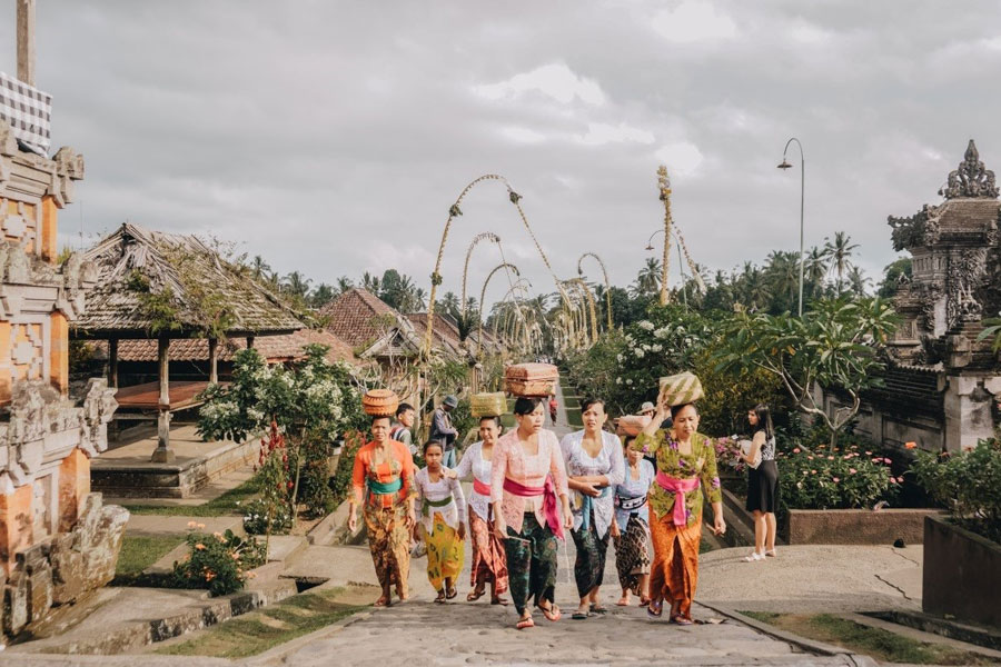Take a Look Closer at Galungan Special Day of Bali Private Tour!