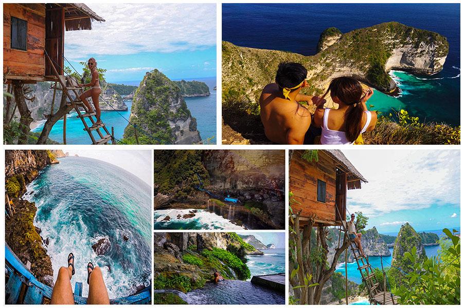 Bali Private Tour Goes to East Nusa Penida
