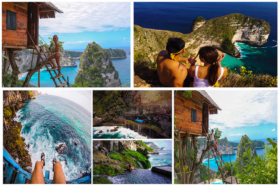 Bali Private Tour Goes to East Nusa Penida
