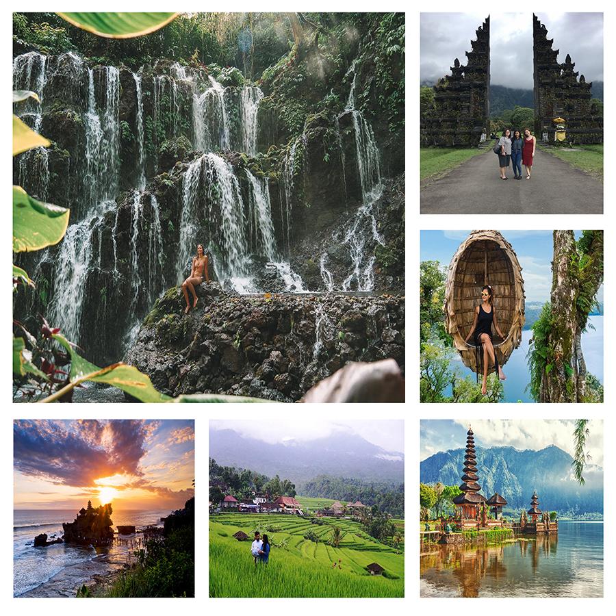 Bali Sightseeing Bedugul Tour