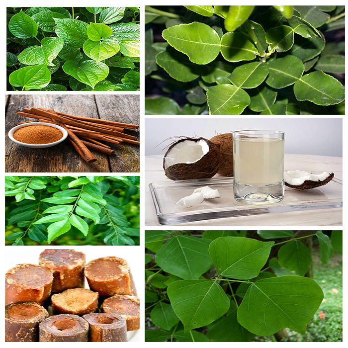 Traditional Herbal Drink Loloh Cemcem