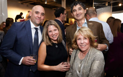 Breathe 4ALS Inaugural Fundraiser at MoCA Westport Sells Out, Raises Over $70,000