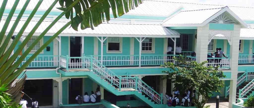 Main Campus Location
