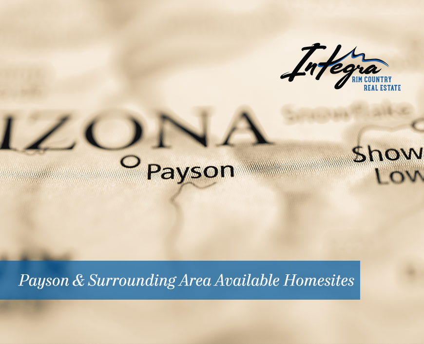 Payson Available Homesites2