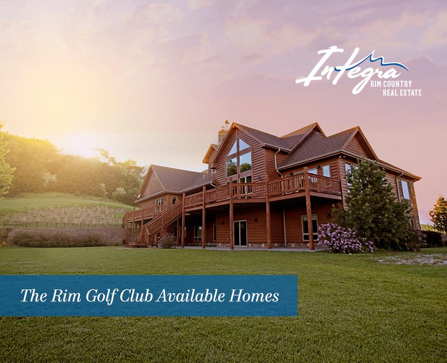 Rim Club Homes