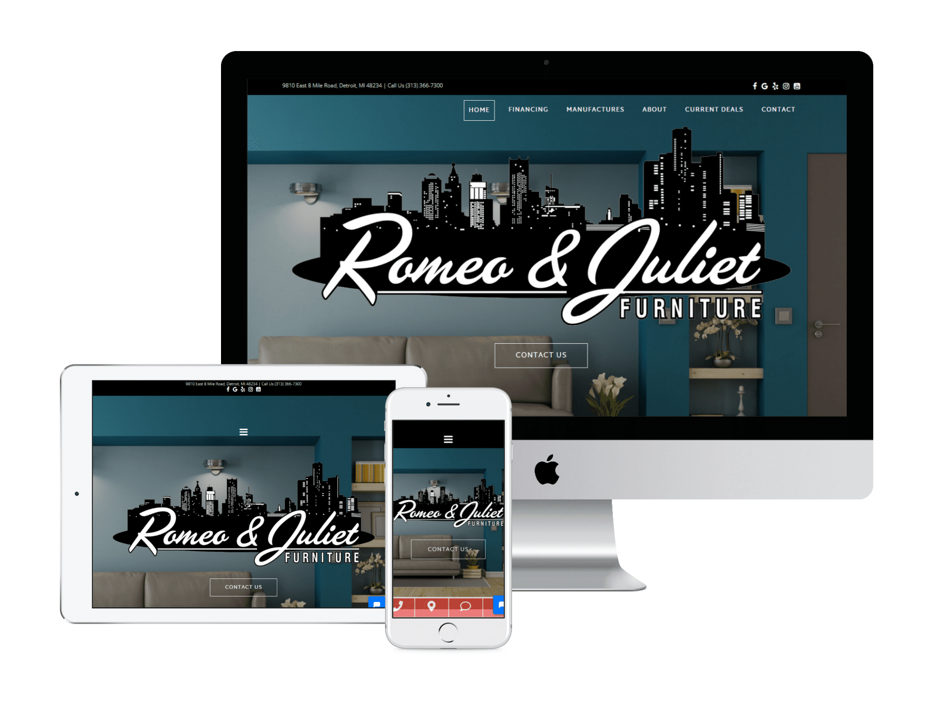Romeo And Juliet Furniture