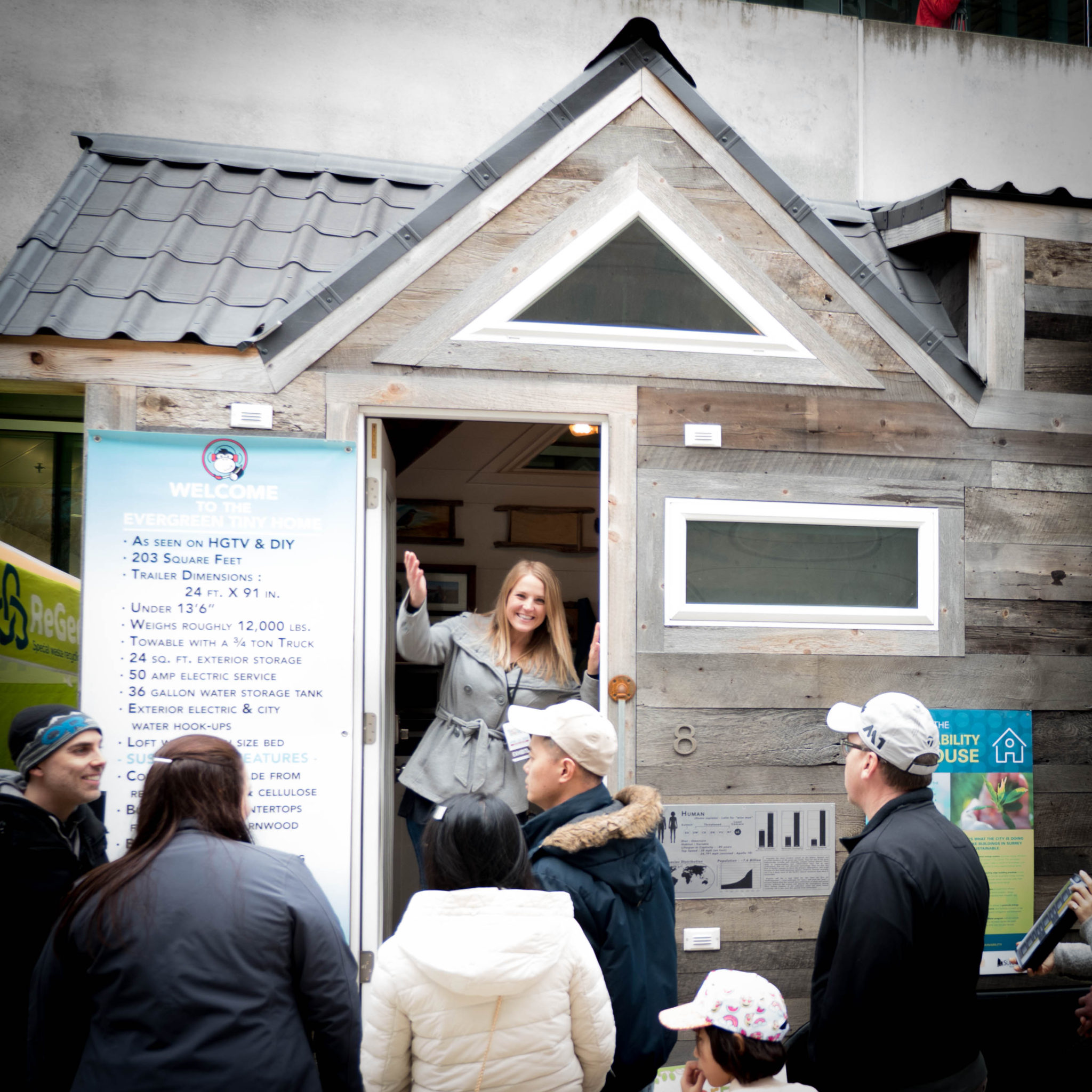 Tour Event @ Party for the Planet – Vancouver, B.C.