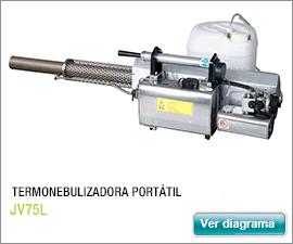 termonebulizador portatil jv75L