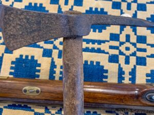 Tomahawks and Axes